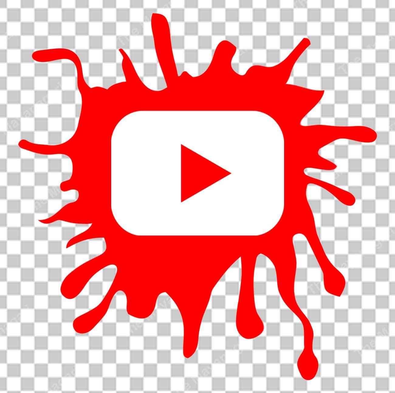 Youtube Splash Logo Png Free Download The Mayanagari